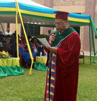 Chancellor Rev. Dr. Andrew Karamaga