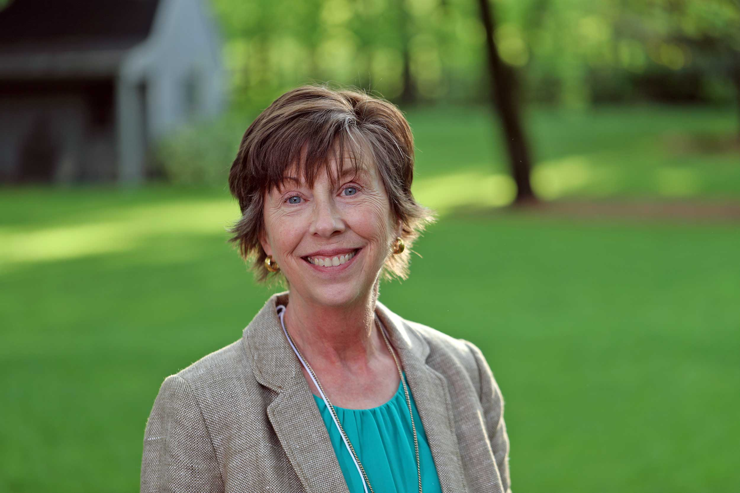 Chief Financial Officer, Linda Patrick