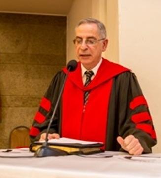 NEST President Dr. George Sabra