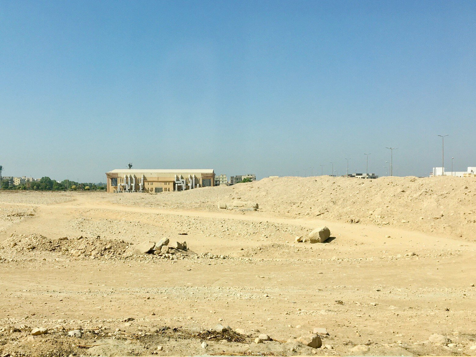 A new city being built outside of Luxor has made space for a new Presbyterian Church to take form—and, with God's help, make a new impact for the Gospel in this historic part of Egypt