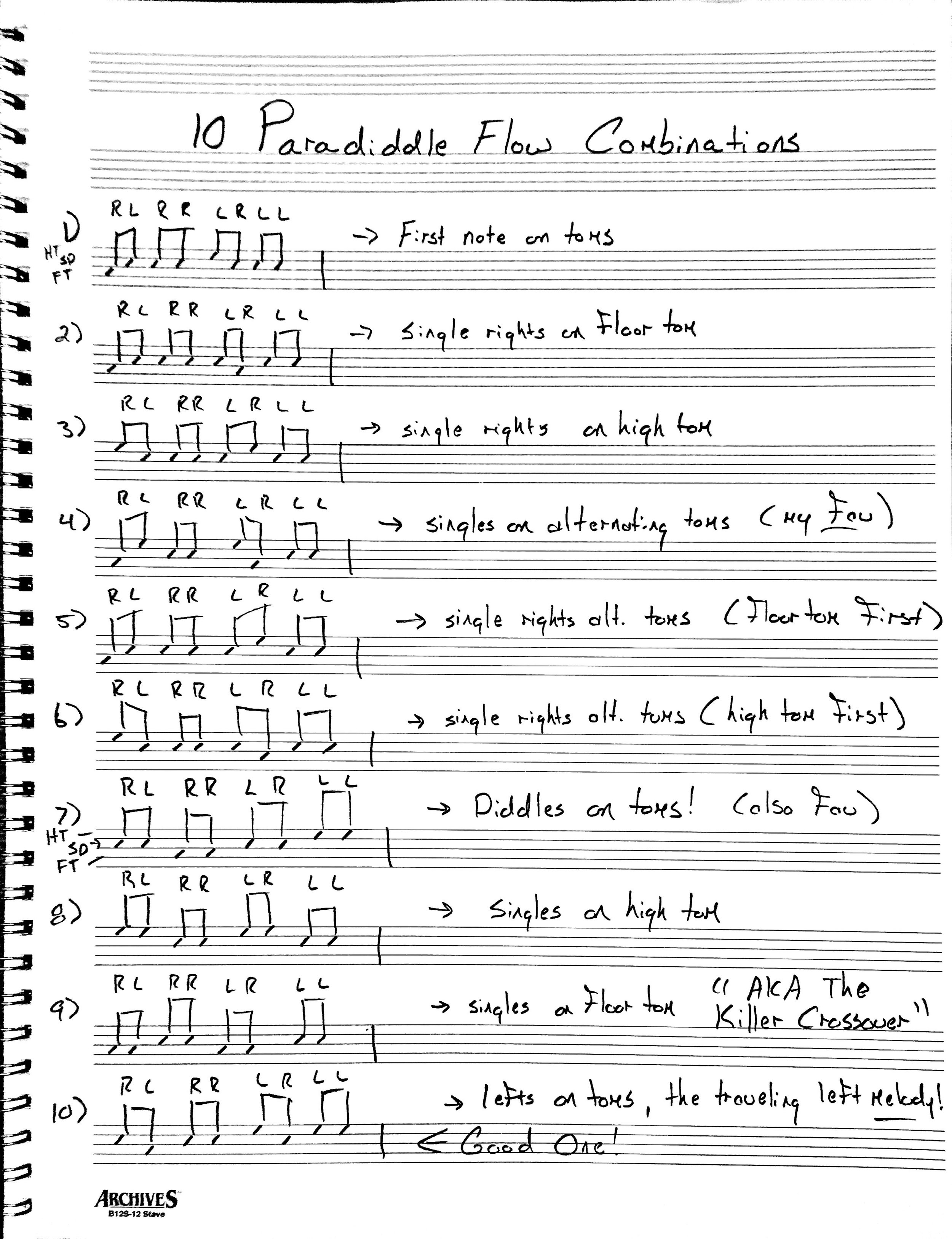 10 Paradiddle Flow Combos.JPG