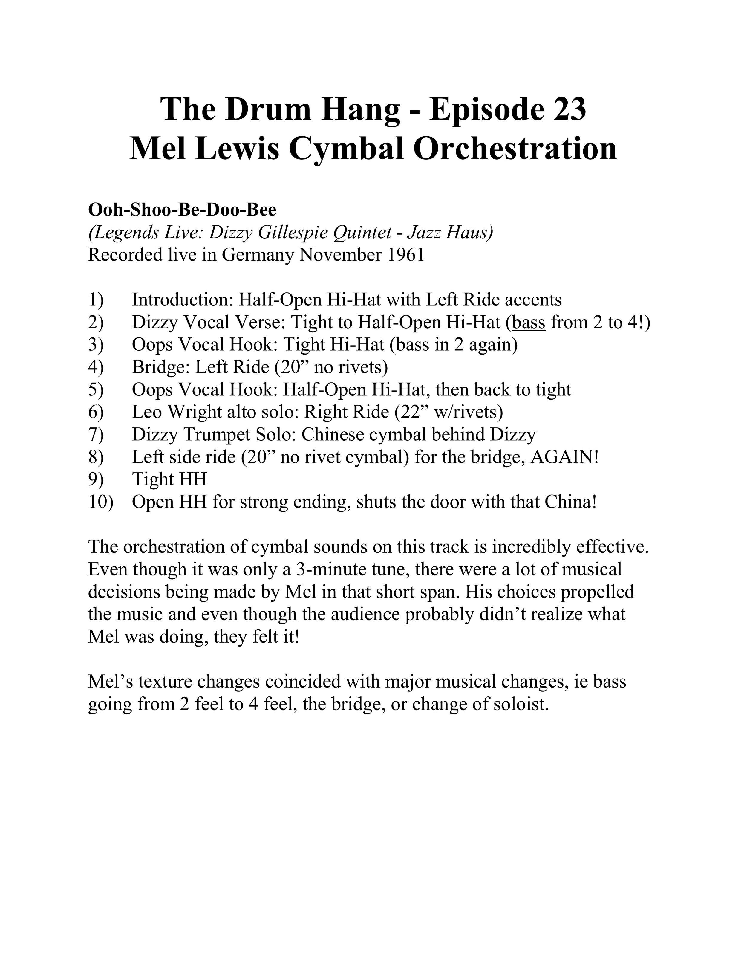 The Drum Hang 23 - Mel Cymbal.jpg