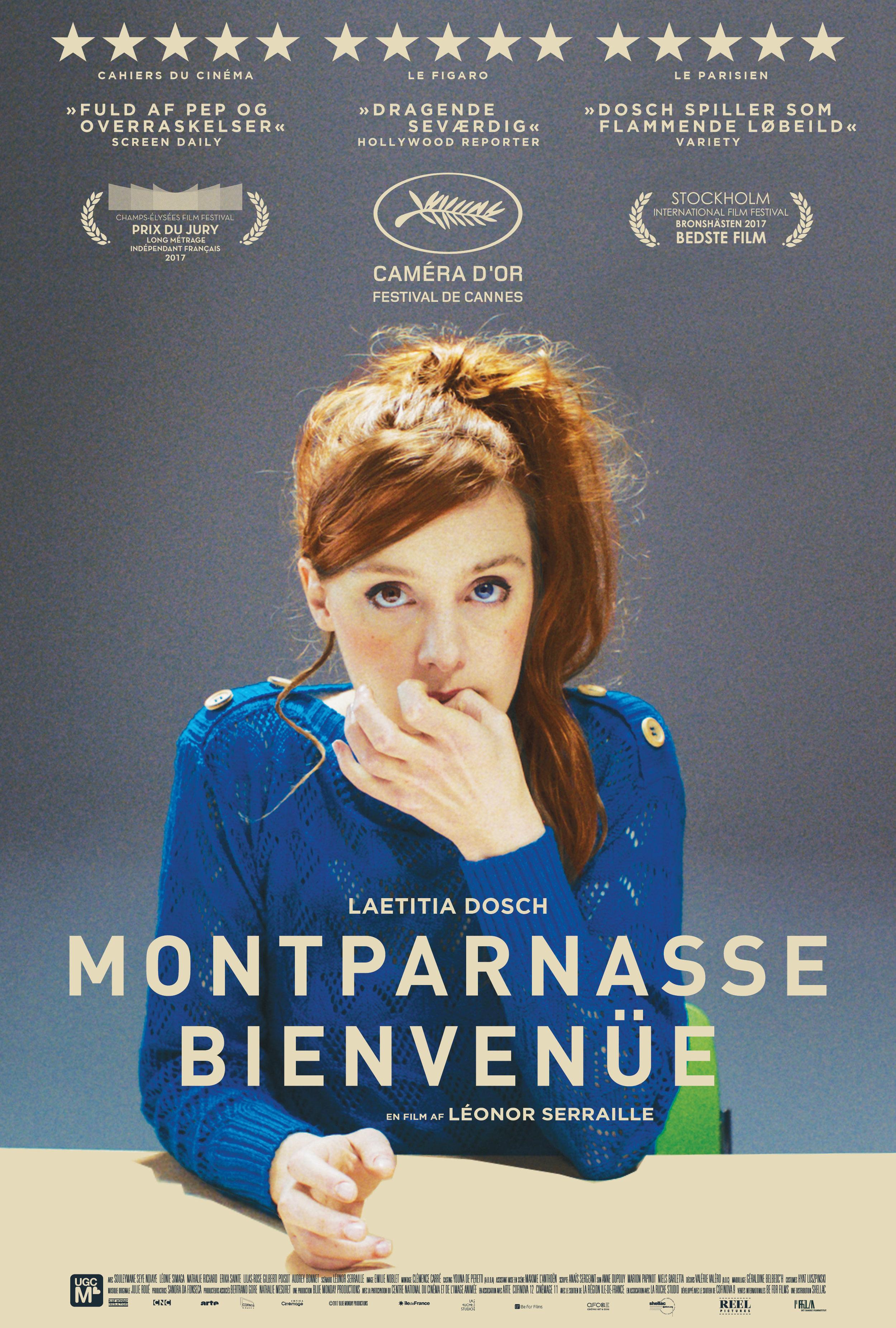 Movie poster for Montpanasse Bienvenüe