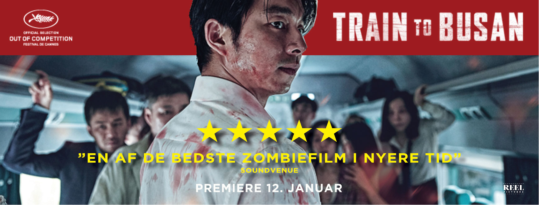 Facebook cover for Train to Busan