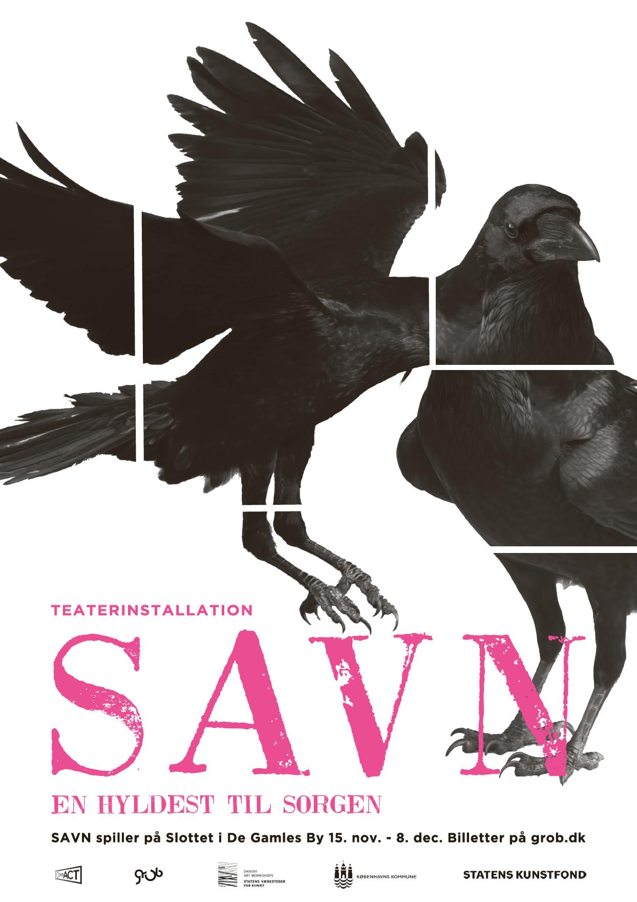 Plakat til SAVN 2017