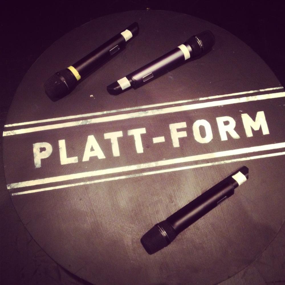 Logo design til Platt-Form