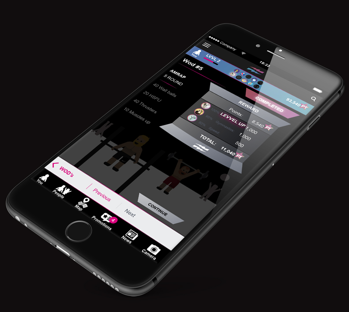 LEVVEL iPhone_Plus_app_competition_WOD 2.jpg
