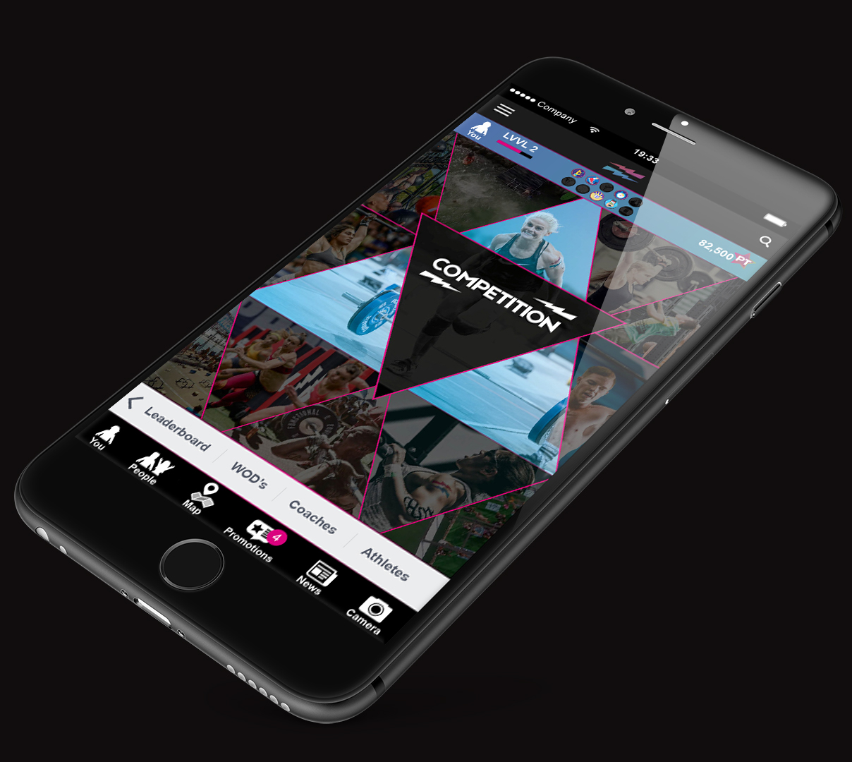 LEVVEL iPhone_Plus_app_competition.jpg