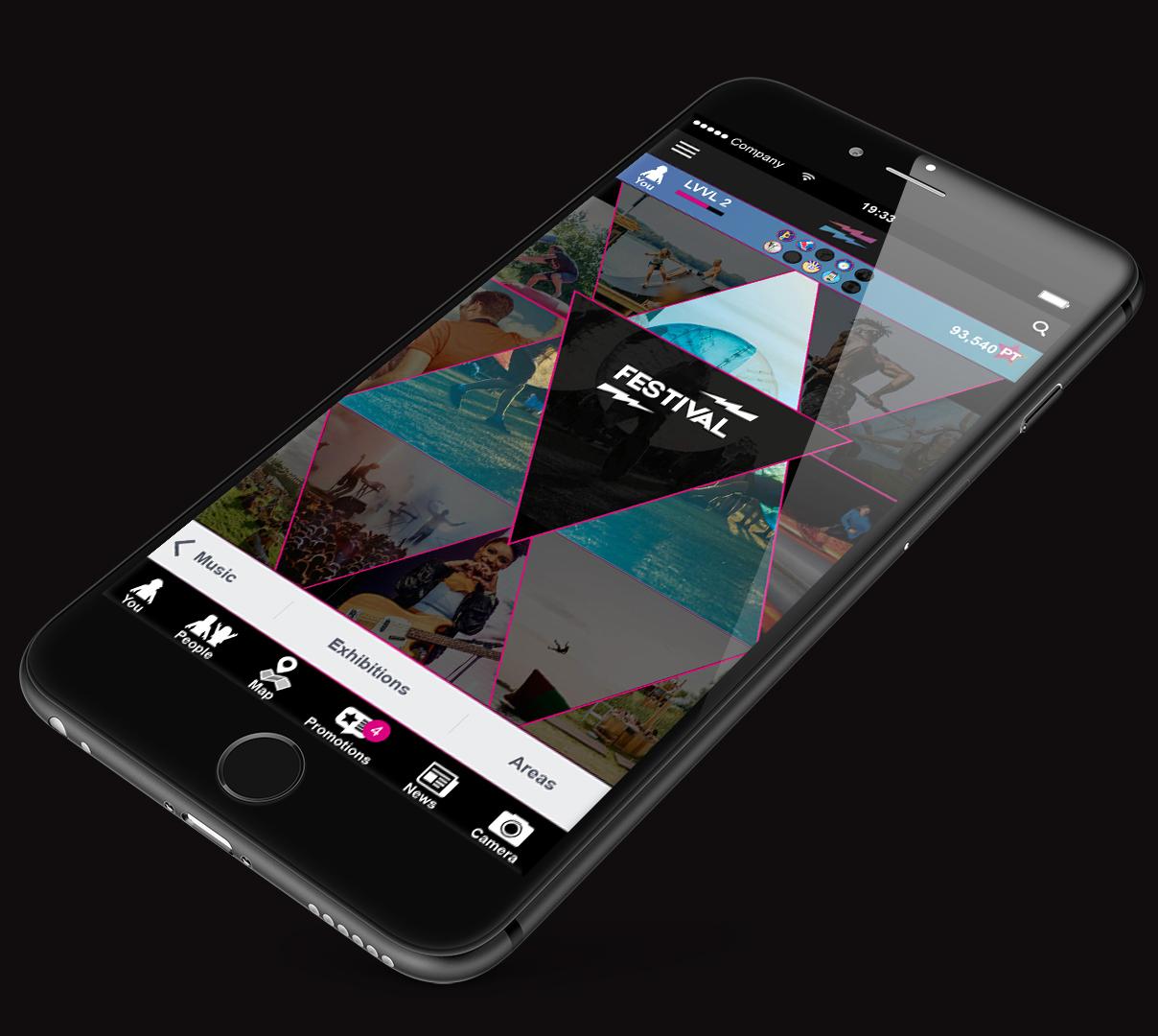 LEVVEL iPhone_app festival.jpg