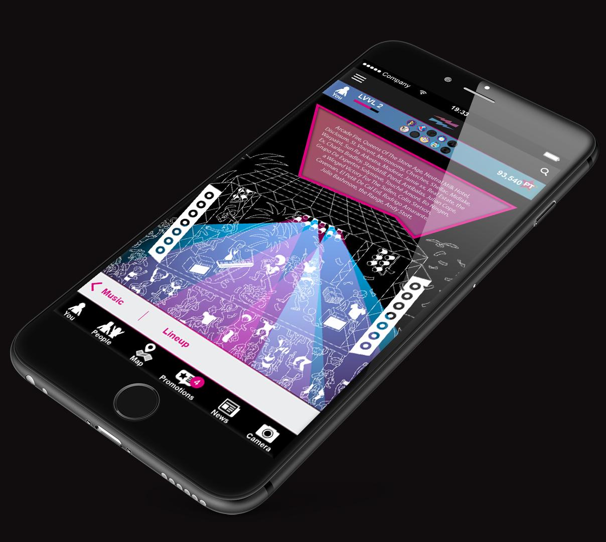 LEVVEL iPhone_app festival music lineup.jpg