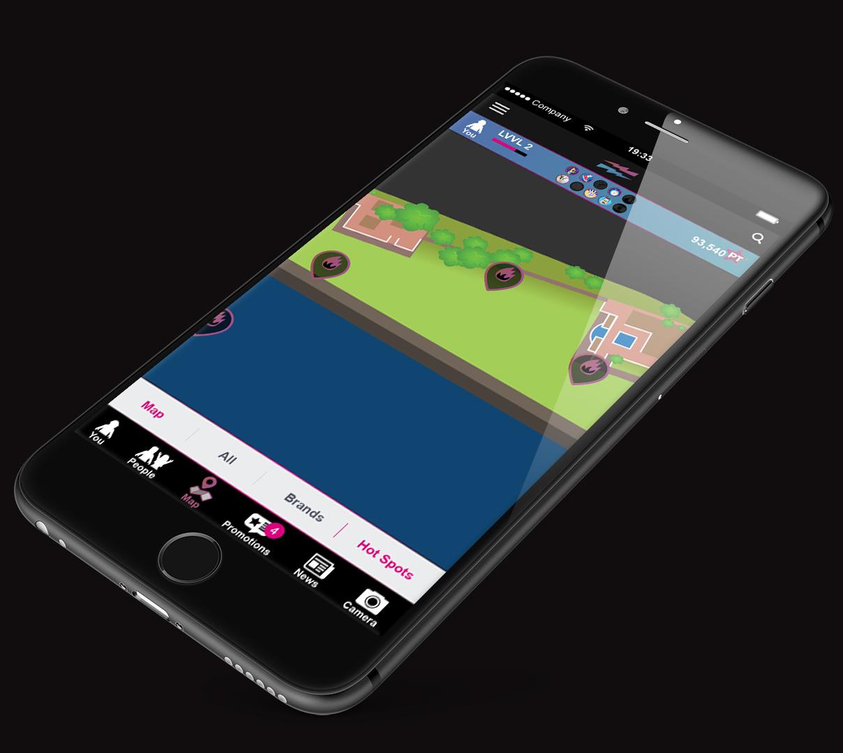 LEVVEL iPhone_Plus_app_map hotspots.jpg