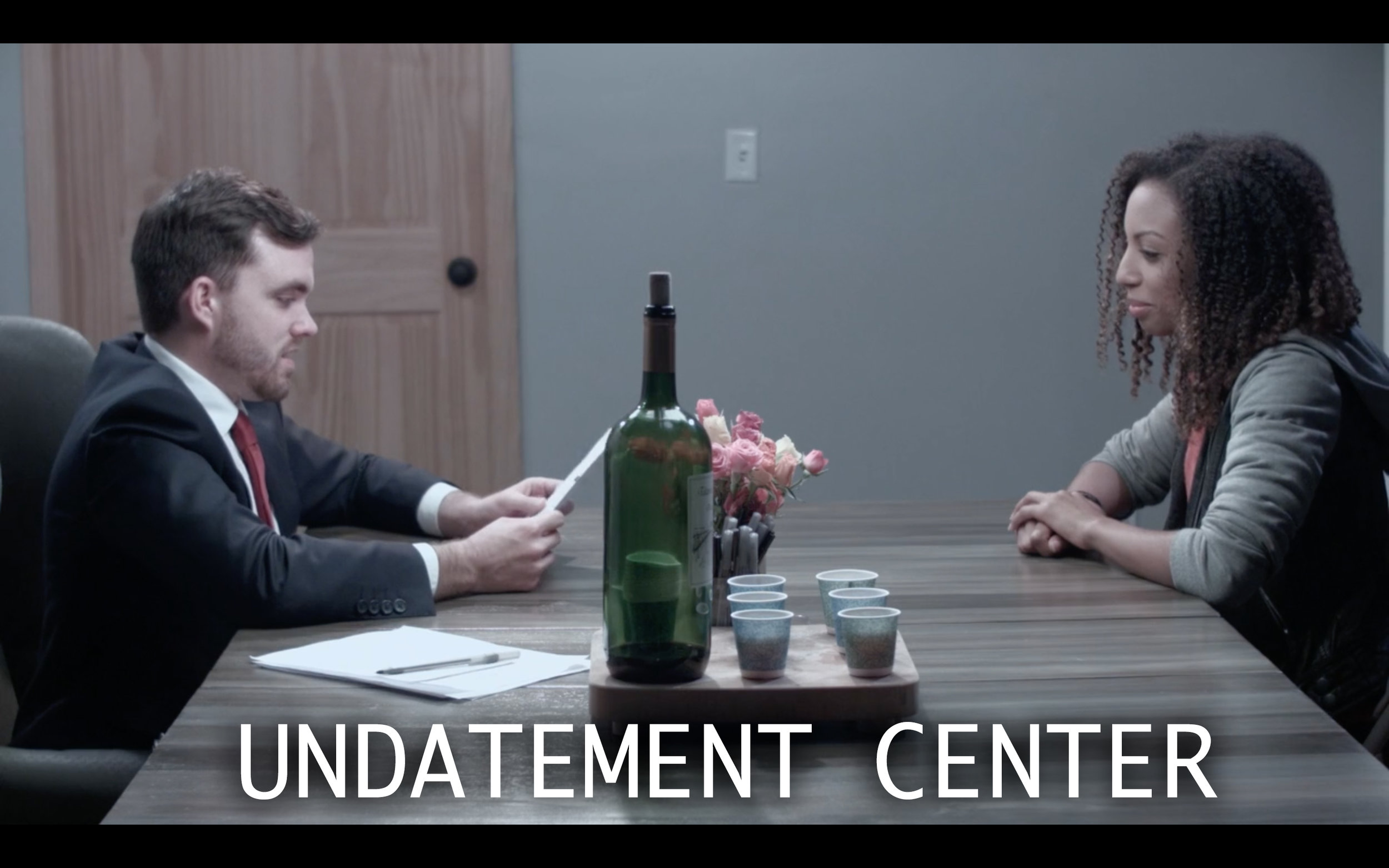 """Undatement Center""  (2017)"