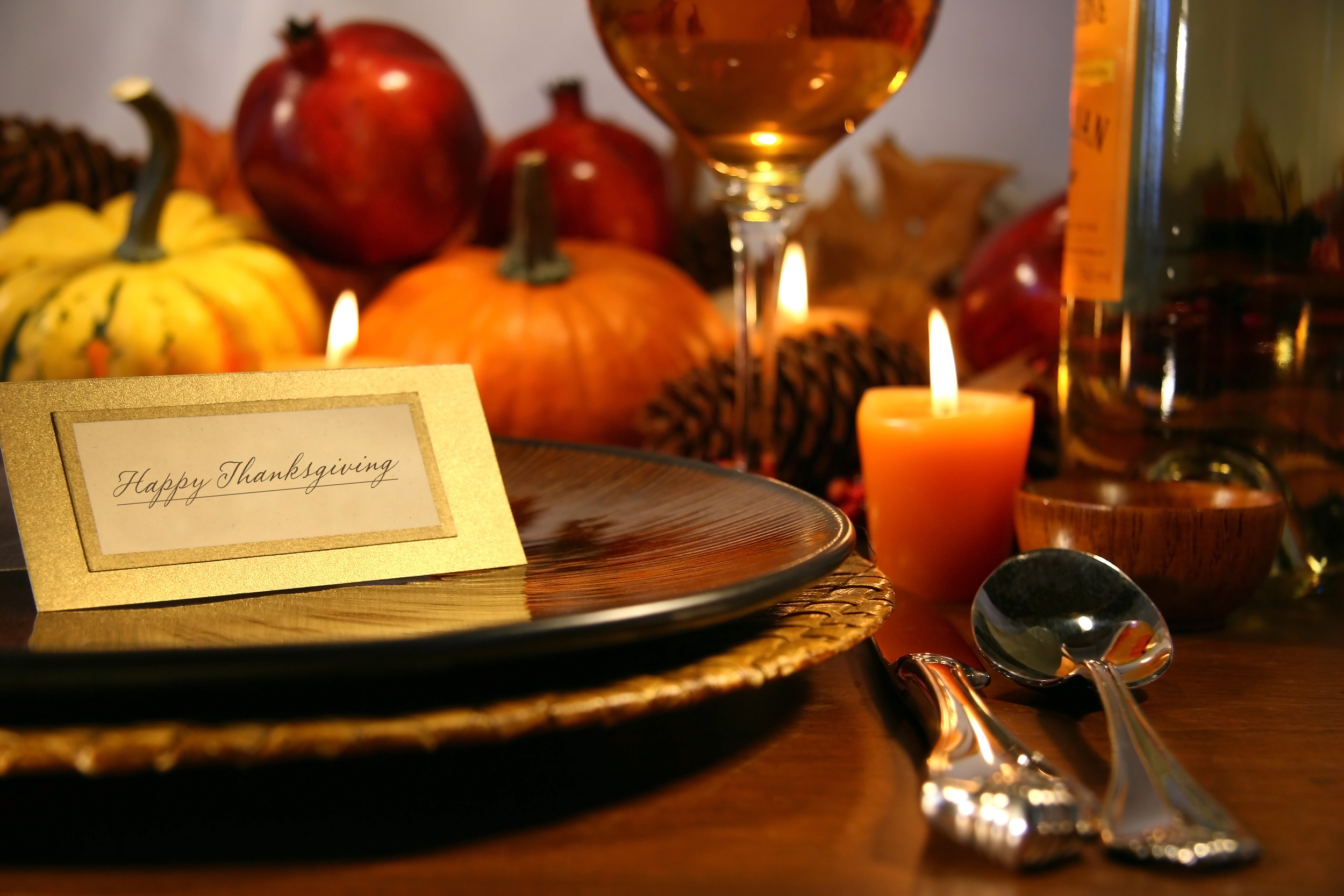 Is this what Thanksgiving is going to look like at your house?