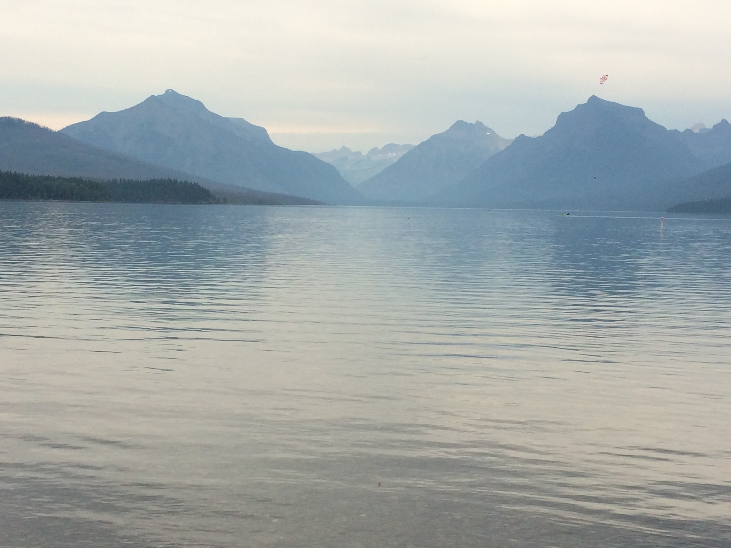 Photo #2:  Glacier Lake National Park, Montana, USA