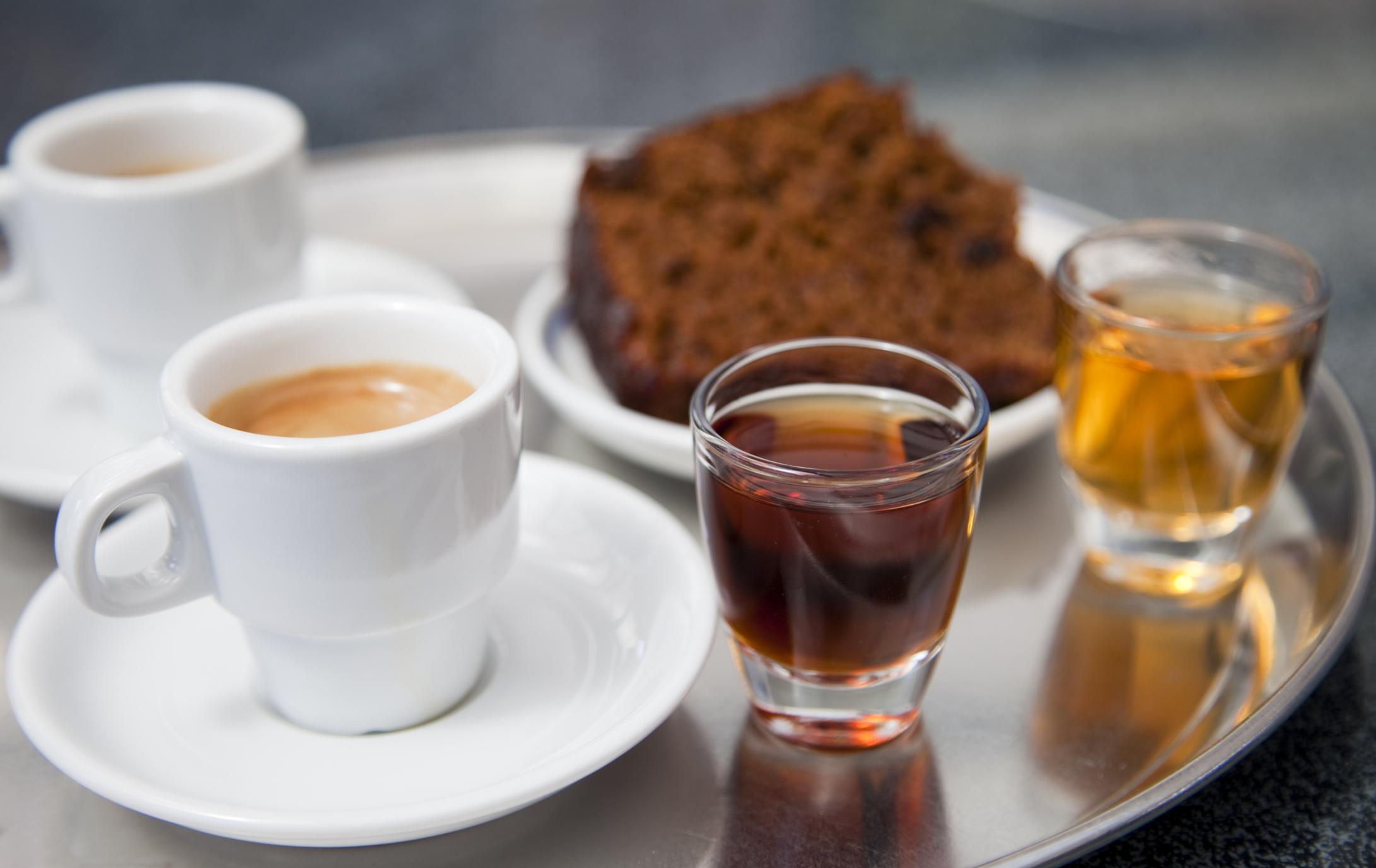 Underused Parenting Tools: Caffeine, Dessert and Wine