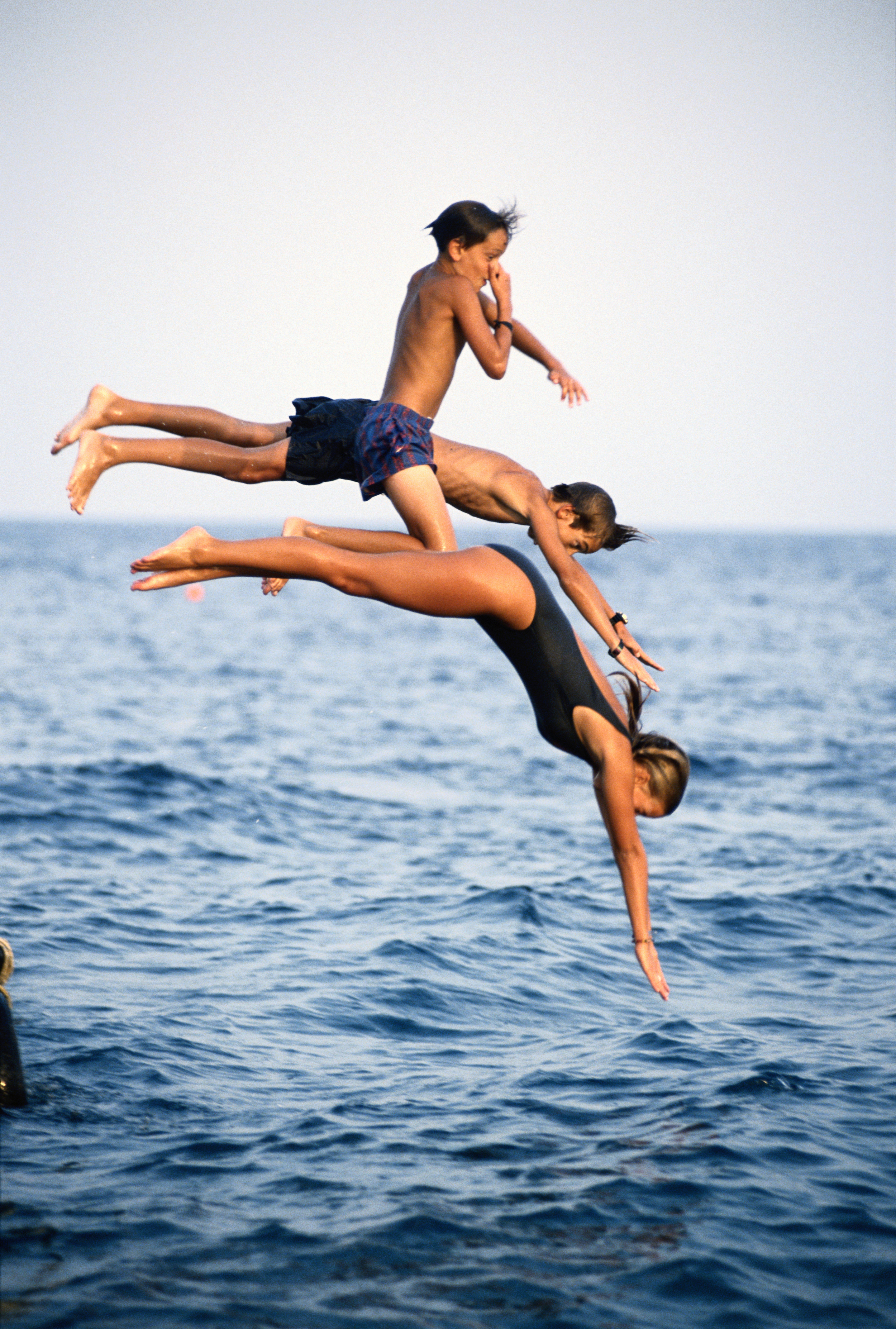 Diving into summer!