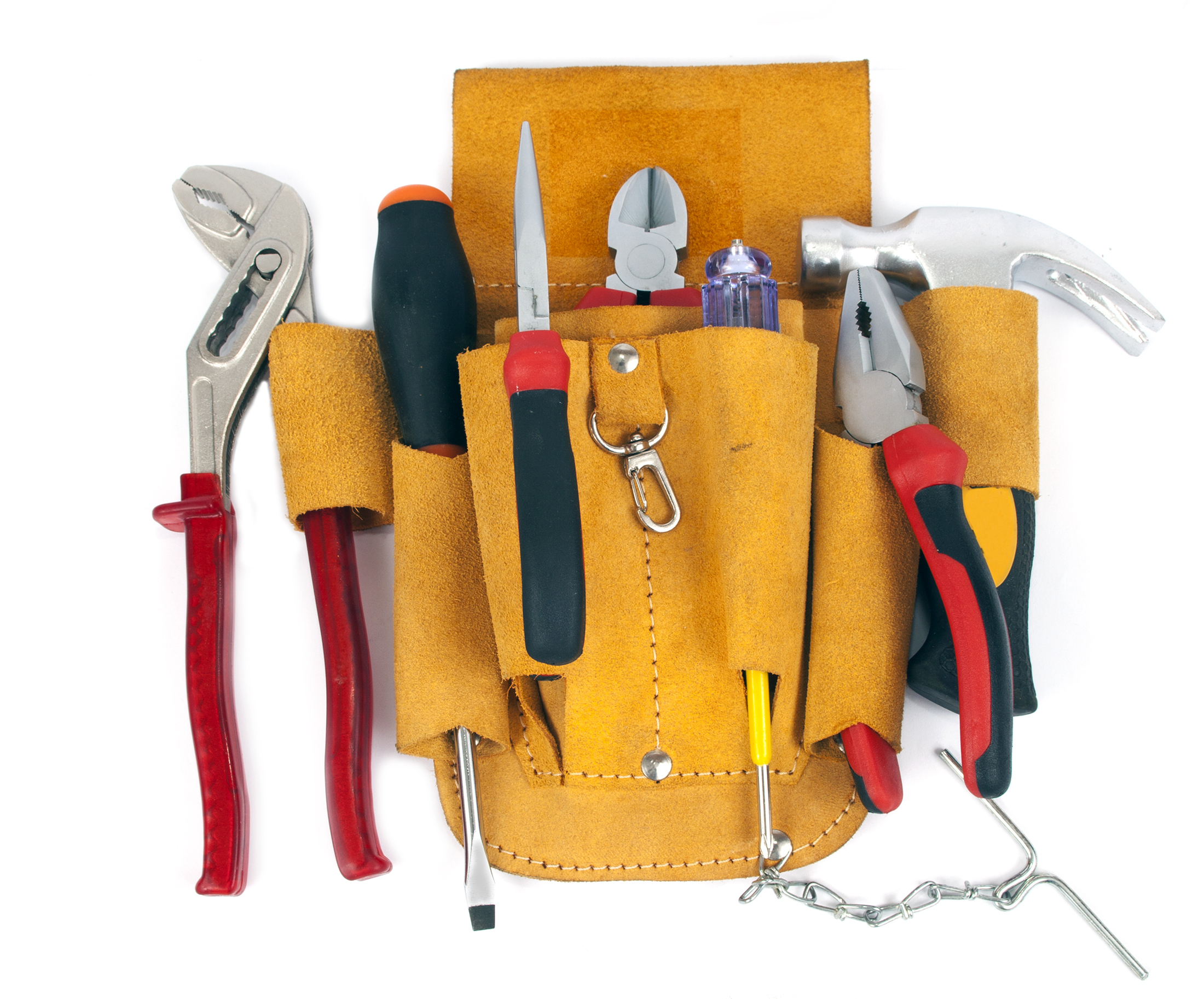 We all need more tools . . .