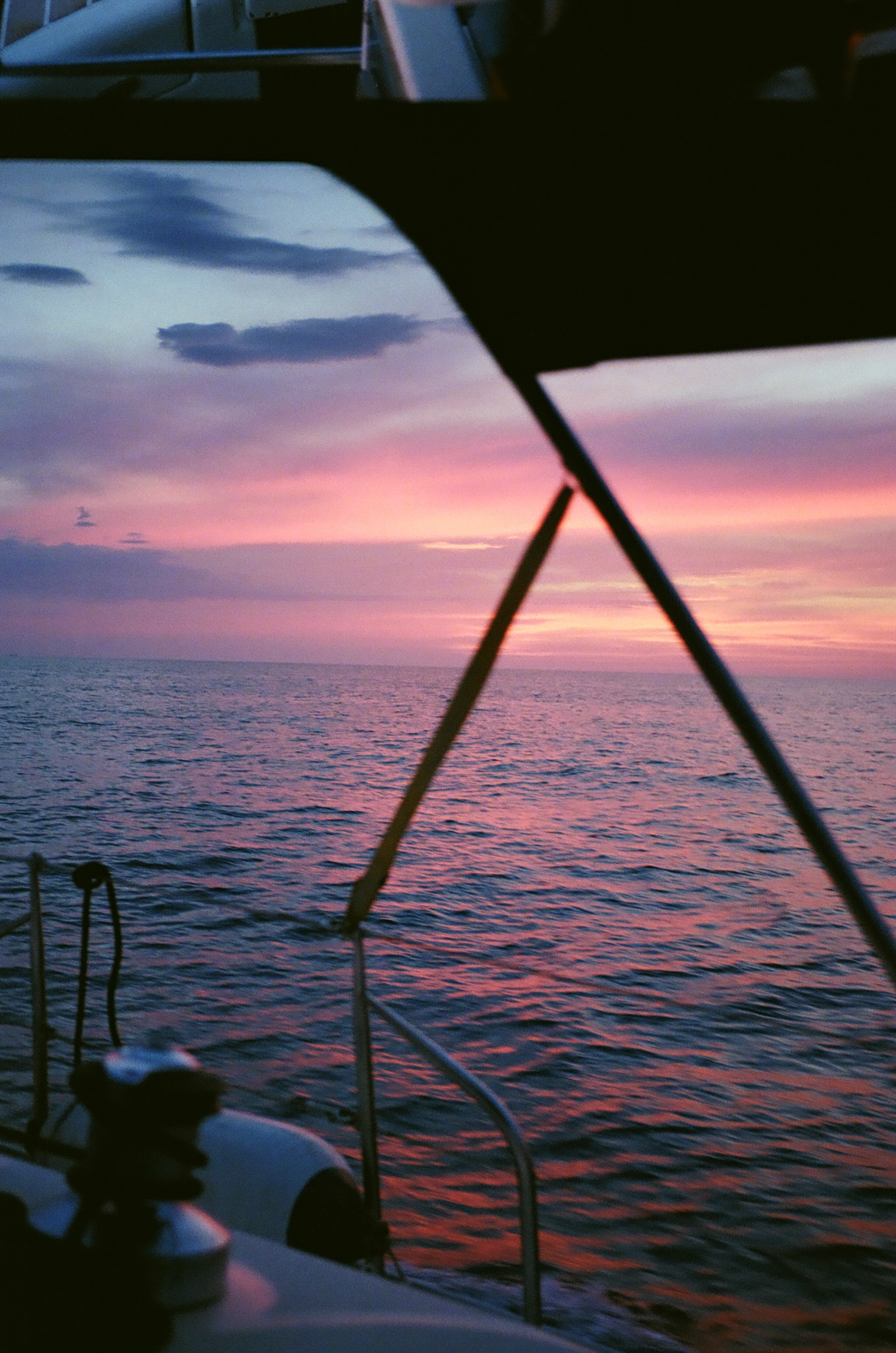 Sailboat Photo journey