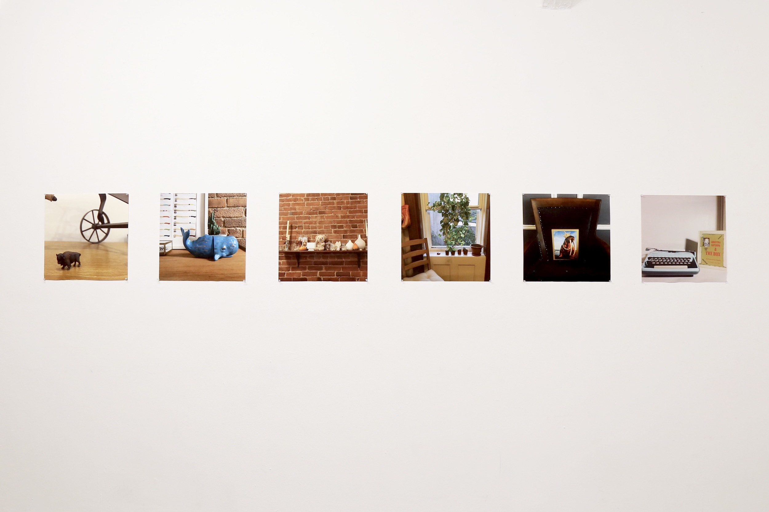 Meaningful Object Exchange (Installation View)