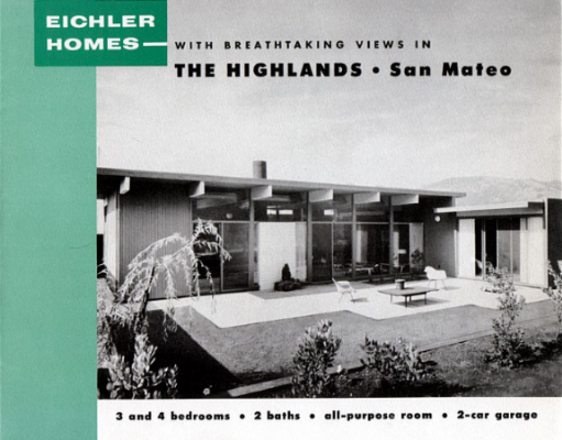 Cover of one of the original sales brochures