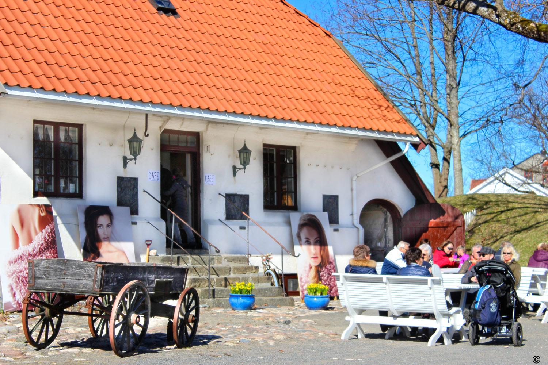 Herlig stemning og miljø. Foto: Maria Gjøslien Metaxenioy/Vestfoldguide ©