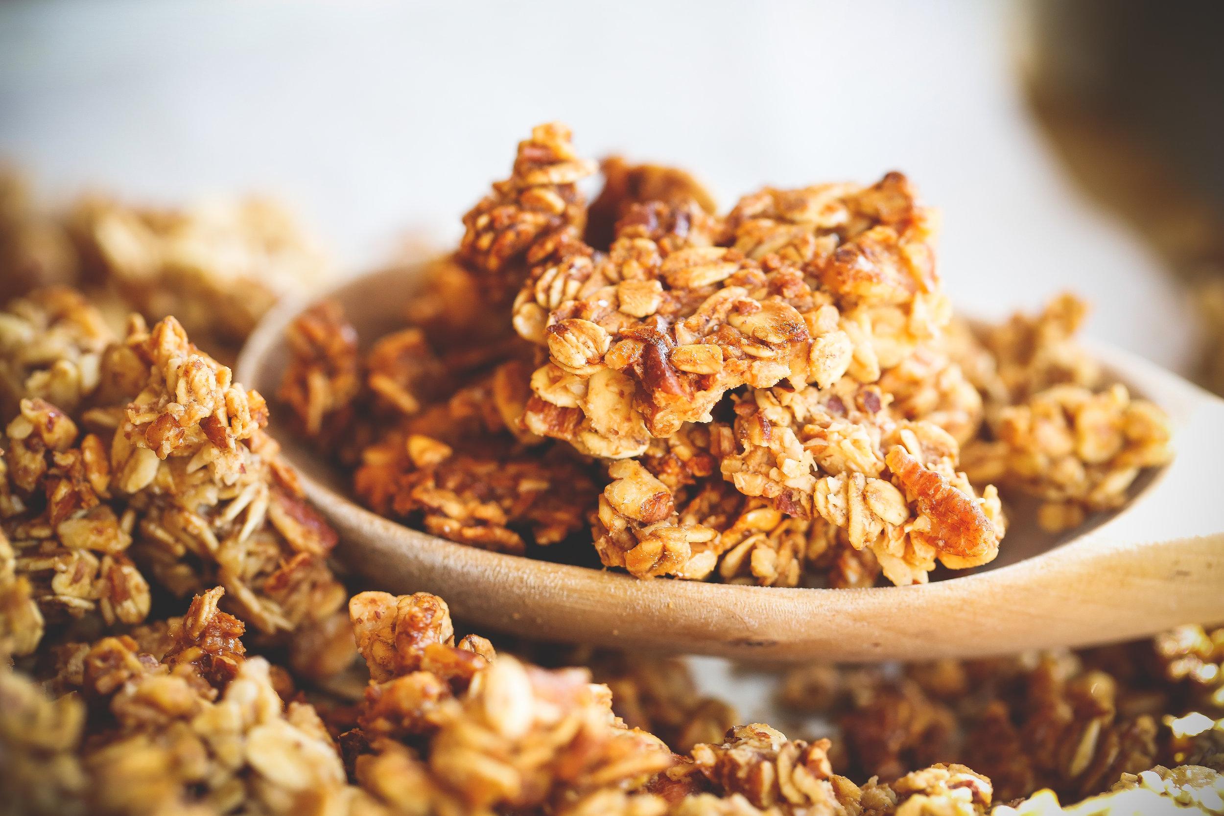 Our favorite granola