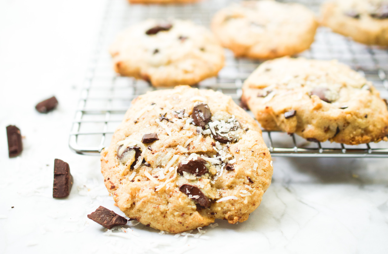 Delicious and easy chocolate chip cookie recipe