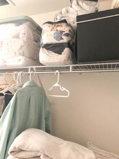 Rachel and Company - Laundry Room Before - www.rachel-company.com