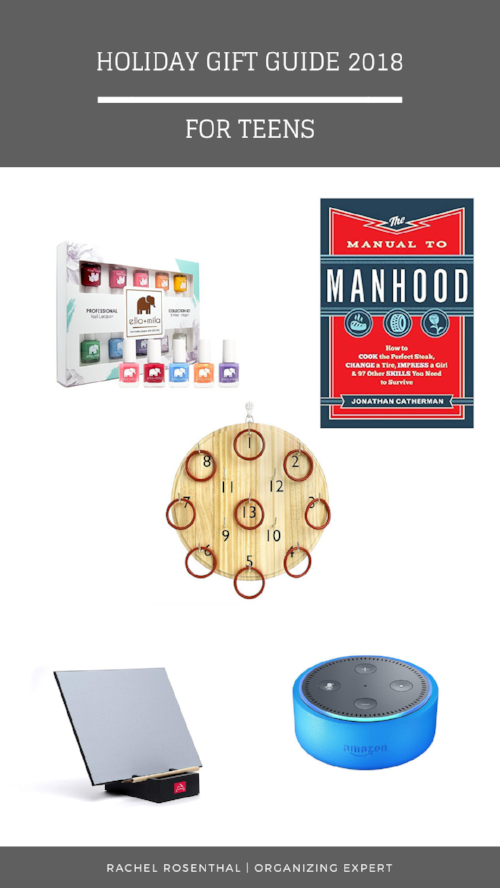 Rachel Rosenthal - Holiday Gift Guide 2018 For Teens - www.rachelrosenthal.co .png