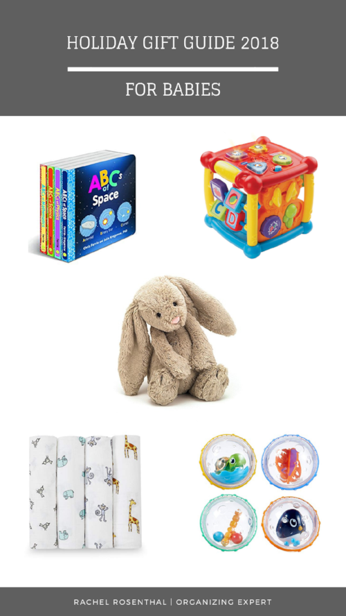 Rachel Rosenthal - Holiday Gift Guide 2018 For Babies - www.rachelrosenthal.co .png