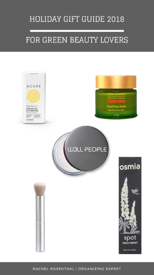 Rachel Rosenthal - Holiday Gift Guide 2018 For Green Beauty Lovers - www.rachelrosenthal.co .png