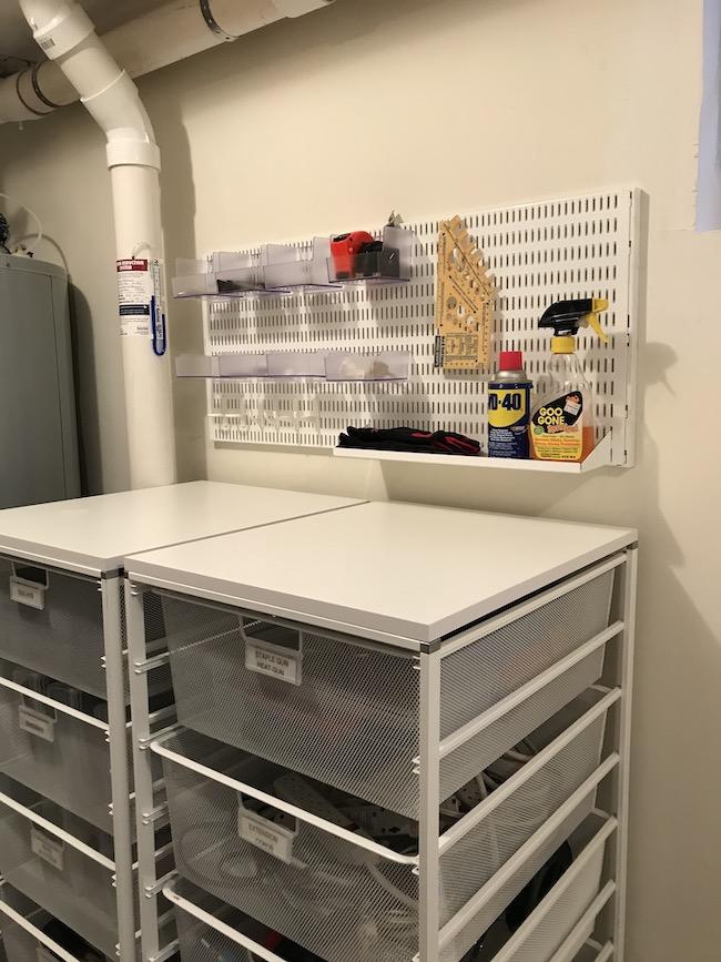 Rachel Rosenthal - Storage Room Utility Board - rachelrosenthal.co.JPG