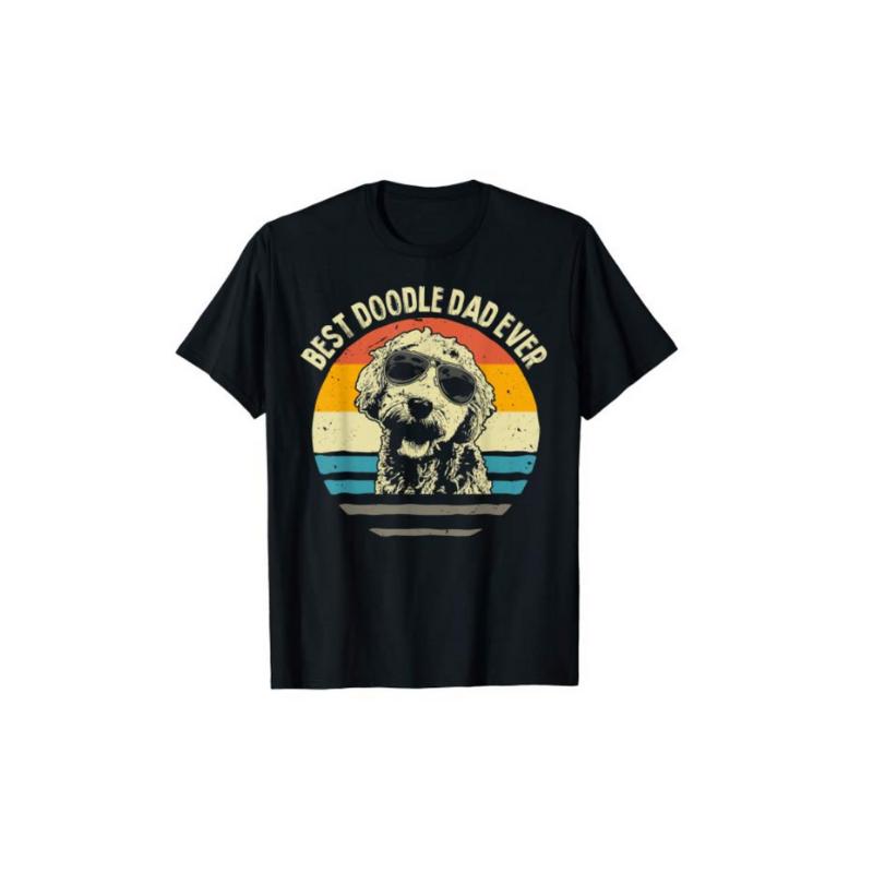 Best Doodle Dad T-Shirt