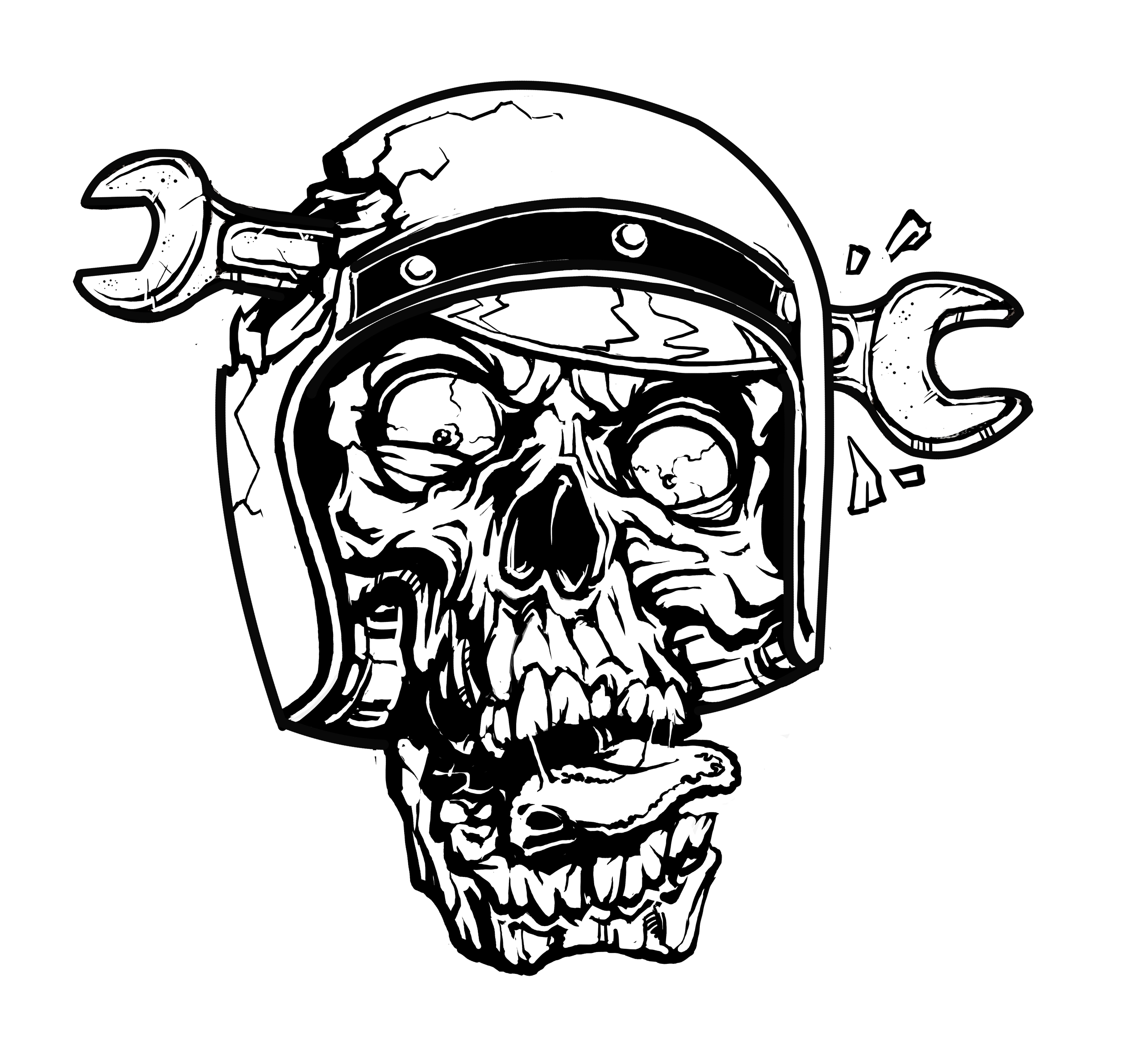 wierdo skull sketch2.jpg