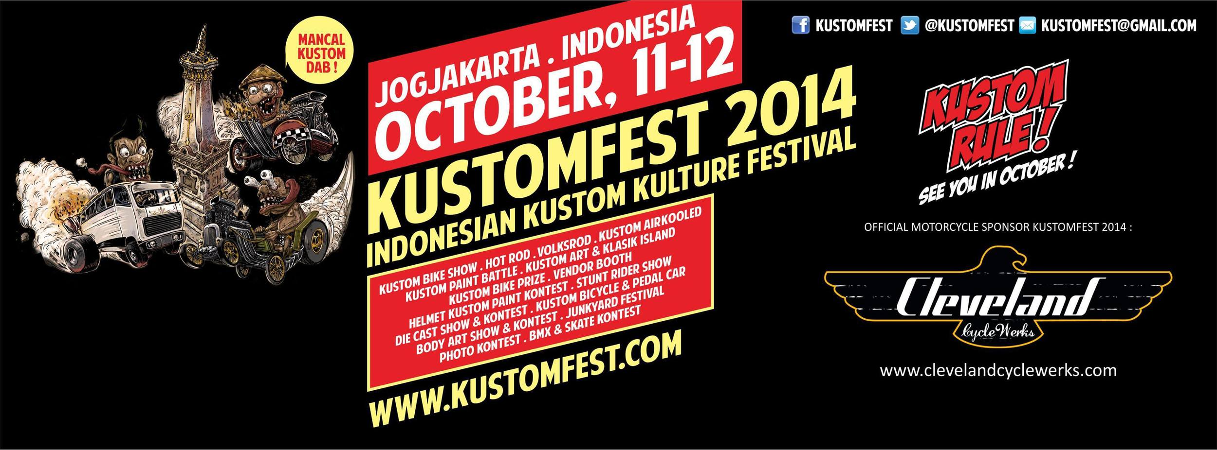 KustomFest 2014 CCW