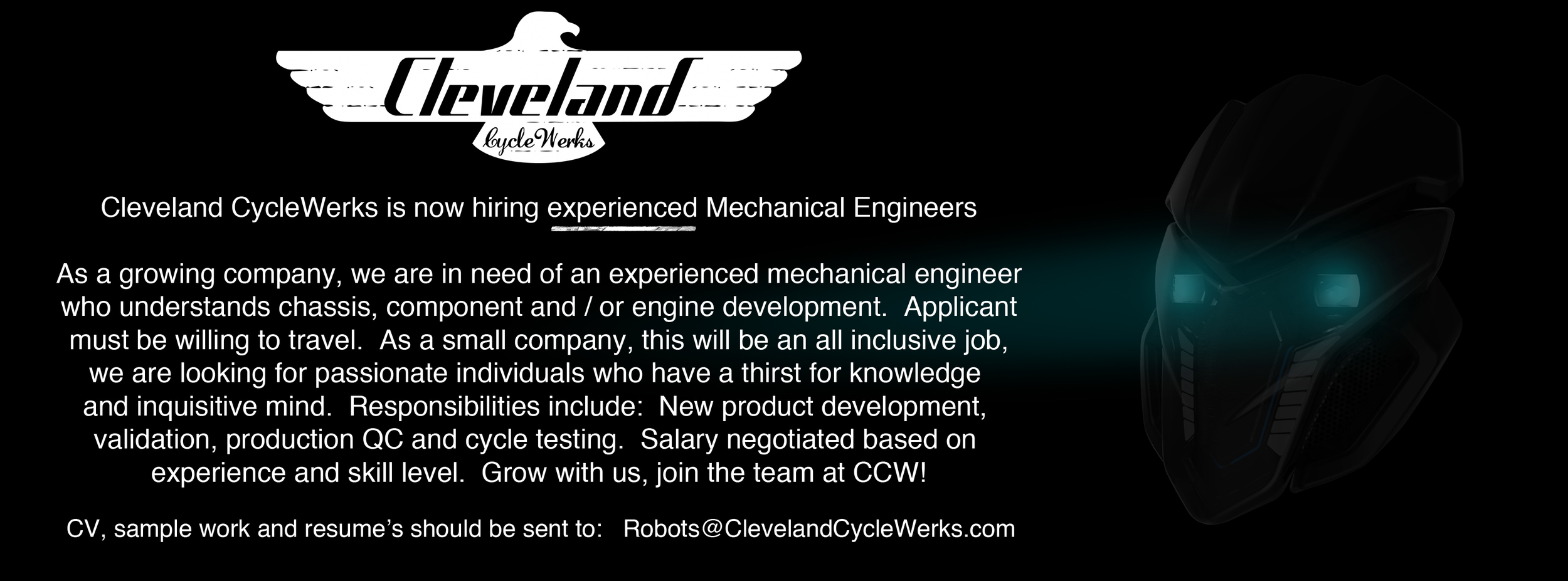 Cleveland now Hiring