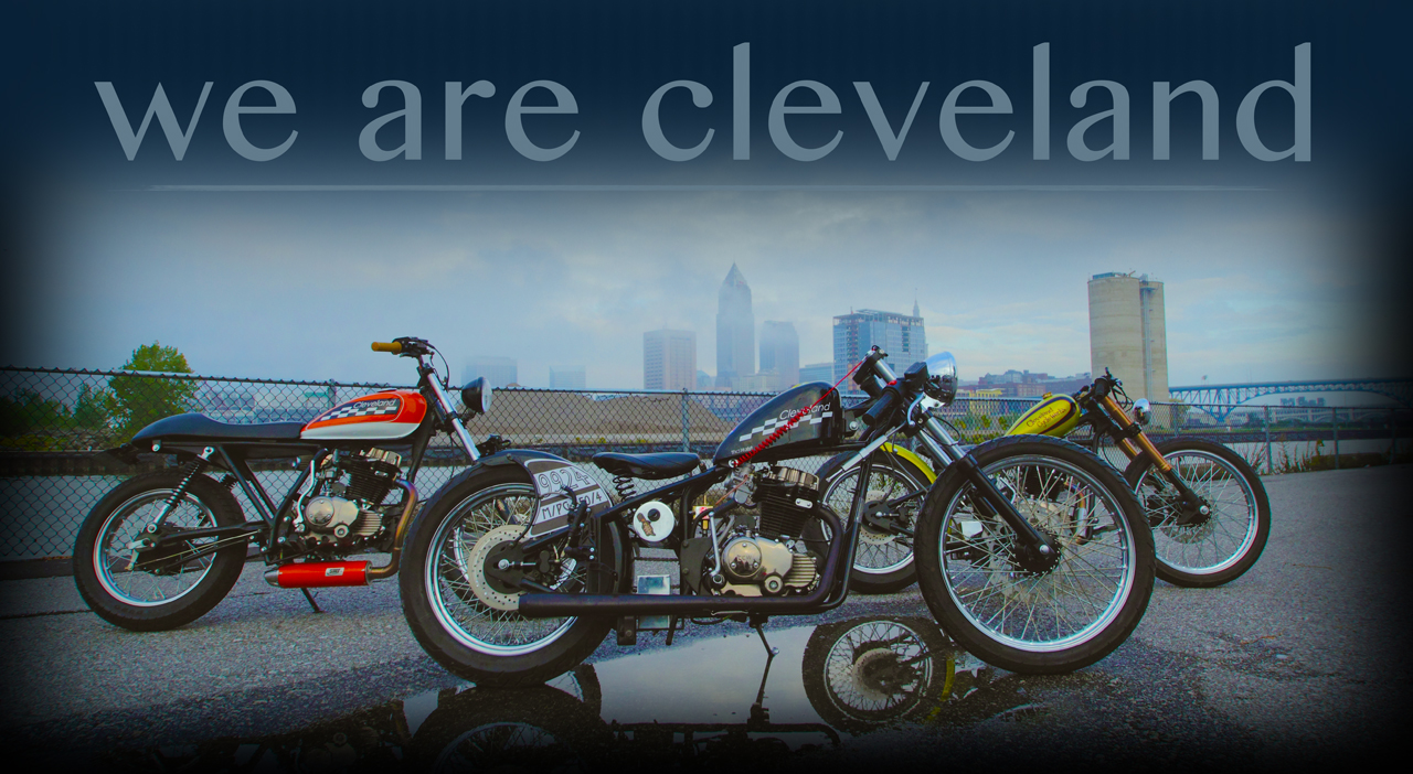 WE ARE CLEVELAND