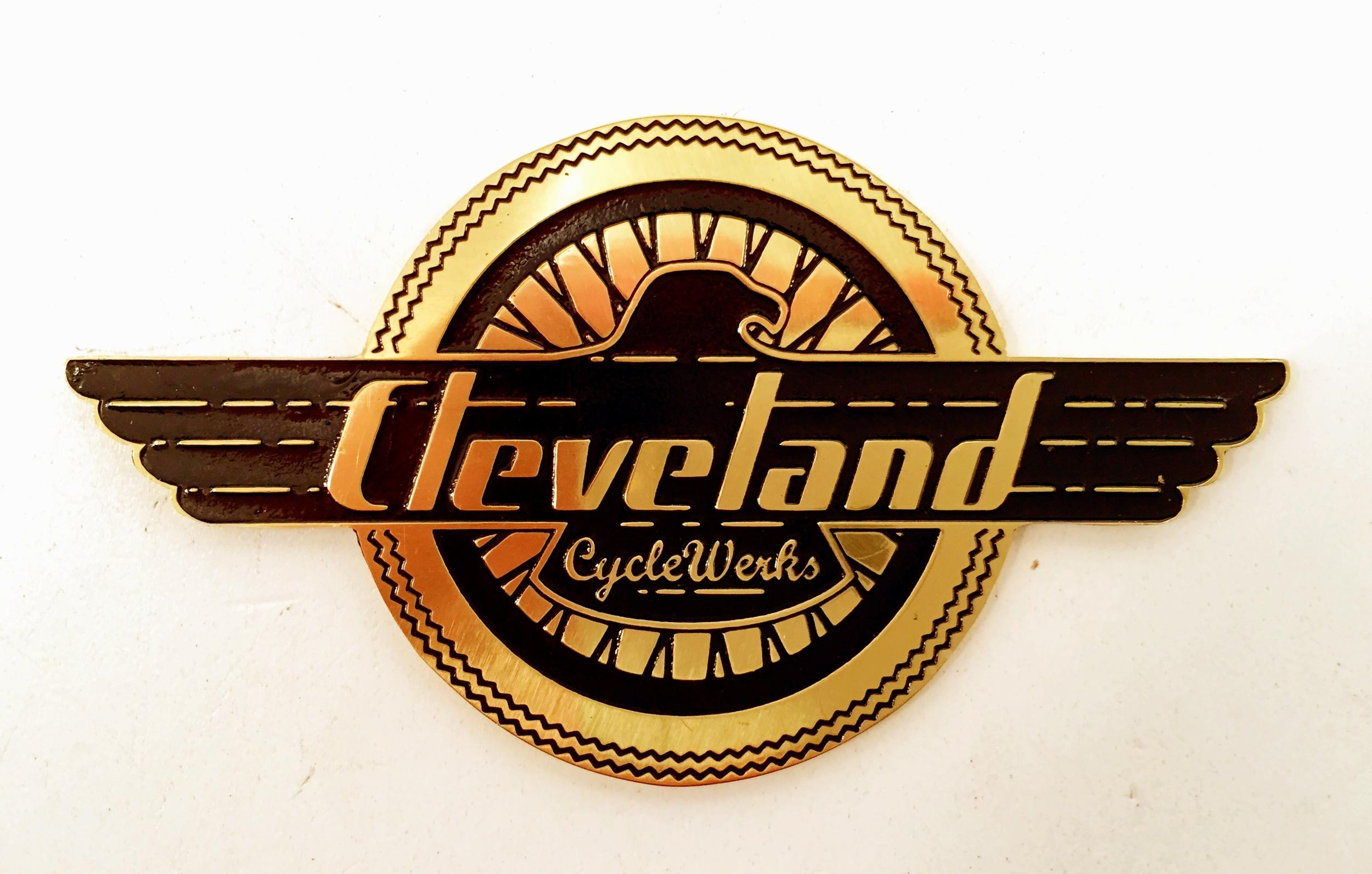 Cleveland CycleWerks Badge