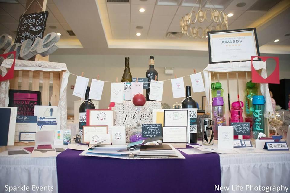 Bridal Show 2017 Set-up