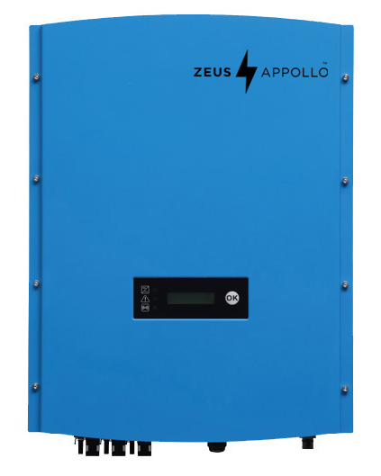 solar power Brisbane - Zeus Appollo ZA