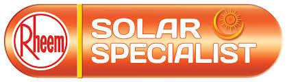 solar hot water Brisbane Rheem