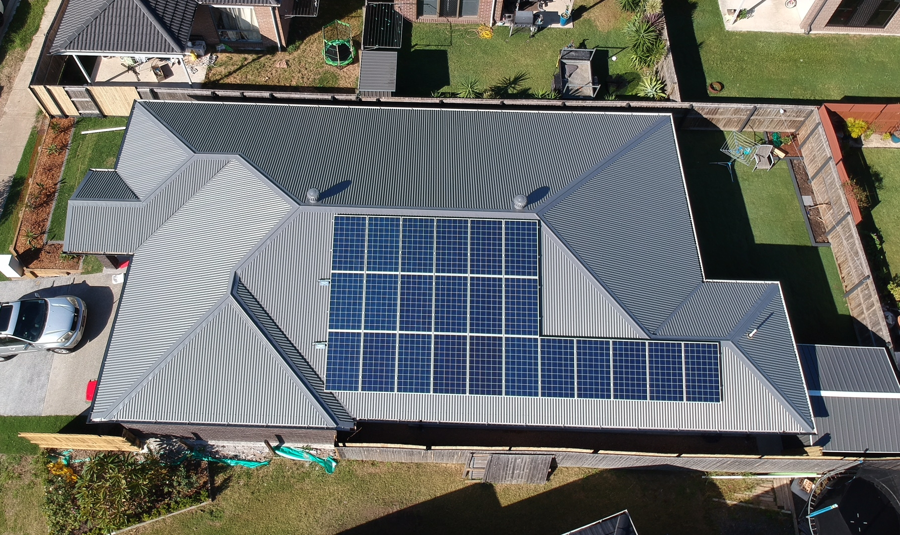 Solar Panel System