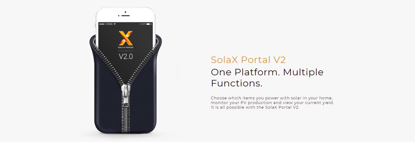 SolaX Portal