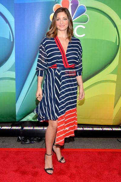 Bianca Kajlich: NBC Upfronts 2015