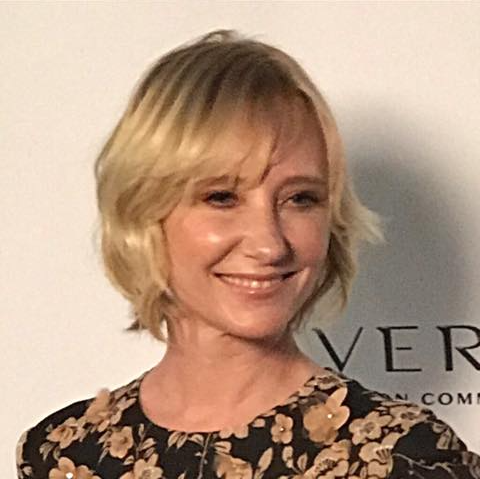 Anne Heche, Boston Film Festival 2017