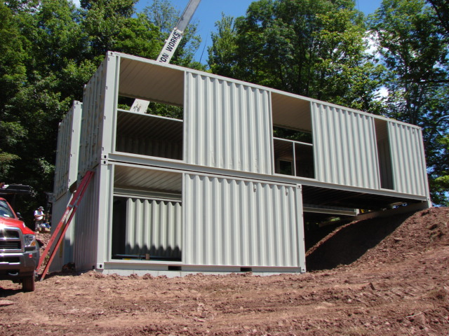North Branch Container House