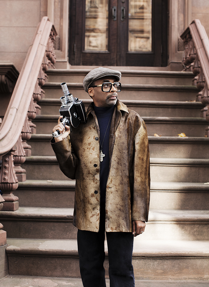 SPIKE LEE — CAZAL