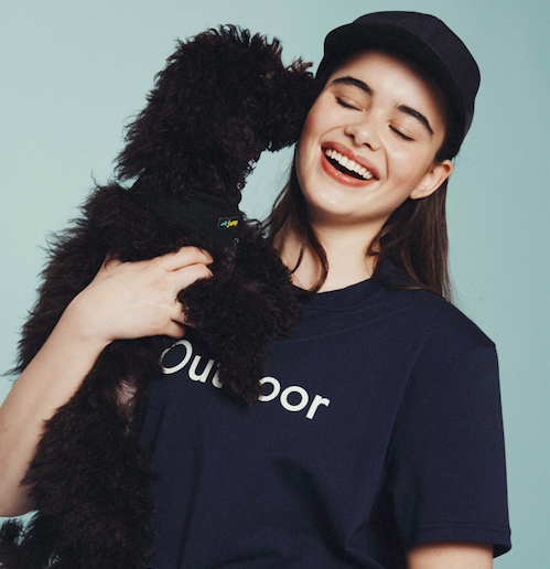 OUTDOOR VOICES - CANINE EDITORIAL