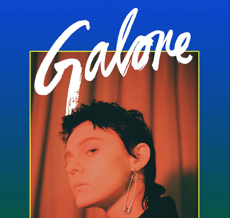 GALORE MAGAZINE COVER