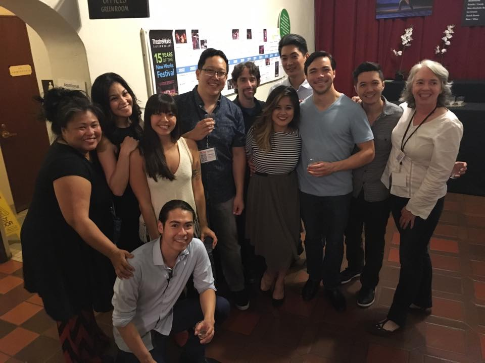 2016 TheatreWorks New Works Festival